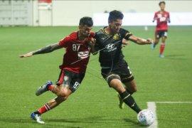 Bali United menang lawan Tampines Rovers