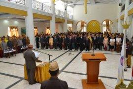 Gubernur Gorontalo lantik 195 pejabat pemprov