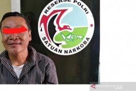 Satnarkoba Polres Bangka tangkap dua penyalahgunaan narkoba