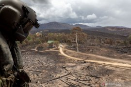 Australia bersiap kembali hadapi kebakaran hutan  akibat kenaikan suhu