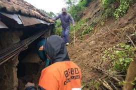 Longsor landa enam desa di Kabupaten Kudus