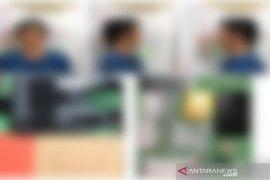"""Polisi ringkus pemuda simpan 139,15 gram sabu di """"Kampung Narkoba"""""""