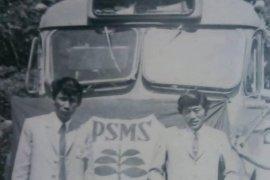 Sarman Panggabean, mantan pemain Timnas dan PSMS Medan meninggal dunia
