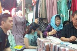 Penataan Pasar Kapasan Surabaya semrawut