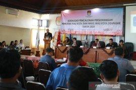 KPU Denpasar sosialisasi syarat calon perseorangan pada Pilkada 2020