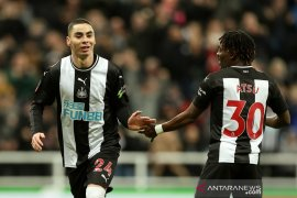 Ringkasan laga ulang Piala FA: Newcastle lolos melewati tim kasta ketiga