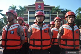 Pemprov Sumut gelar Apel Kesiapan Penanggulangan Bencana