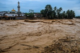 Banjir bandang di Lebak rugikan pembudi daya ikan tawar Rp888,42 juta