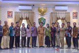 Wali Kota Padangsidimpuan terima kunjungan Kakanwil DJP Sumut II