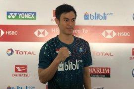 Indonesia Masters, Shesar atasi Srikanth, maju ke babak kedua