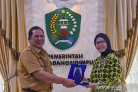 Capaian penerimaan pajak Kota Padangsidimpuan diapresiasi Kakanwil Sumut II DJP