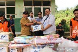 Bantuan masih datang untuk korban bencana di Kabupaten Bogor