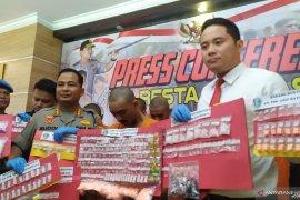 Polda Bali tangkap empat anak di bawah umur jadi kurir narkoba