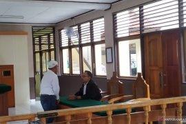 PN Denpasar vonis kurir narkoba 10 tahun penjara