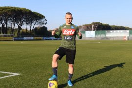 Napoli rekrut Lobotka dari Celta Vigo