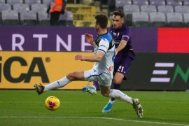 Fiorentina depak Atalanta dari  Piala Italia