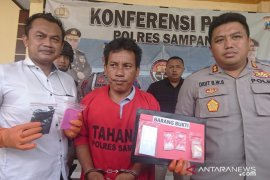 Polres Sampang ringkus pengedar sabu-sabu asal Sokobanah