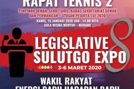 Legislative Sulutgo Expo Tahun 2020- Rapat Teknis Page 1 Small