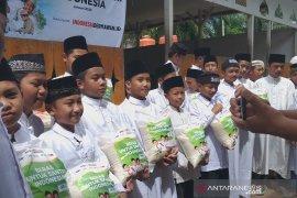 ACT salurkan 300 kilogram beras untuk pesantren di Bengkulu