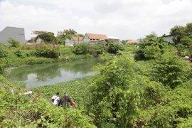 Antisipasi banjir, Bozem Simo Hilir Surabaya diperlebar