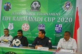 PSMS tantang tiga tim asing di Edy Rahmayadi Cup  2020