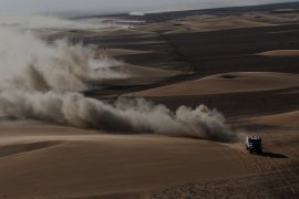 Dakar 2020:  Setiap detik akan sangat berharga di tiga etape terakhir