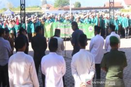 Mahasiswa KKN Unsyiah beri penyuluhan lingkungan di Bener Meriah