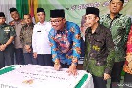 Kantor PCNU Cianjur diresmikan Ridwan Kamil