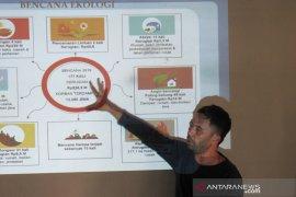 Walhi: Penyusutan hutan Aceh capai 35 ribu hektare