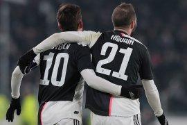 Tanpa Ronaldo, Juventus lumat Udinese 4-0