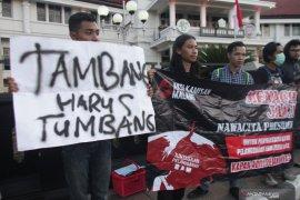 Aksi kamisan di Malang