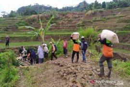 ACT tembus lokasi terisolir untuk distribusi bantuan di Bogor