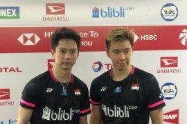 Strategi matang antar Minions ke perempat final Indonesia Masters 2020