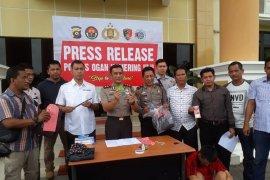 Pembobol ATM ditangkap Polres Ogan Komering Ulu