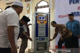ATM Beras BNI Syariah hadir di Kota Medan