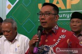 Gubernur Jawa Barat jelaskan hasil rapat penanganan banjir dengan Menteri PUPR