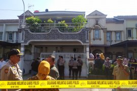 Polisi rekonstruksi tahap 2 pembunuhan Hakim PN Medan Jamaluddin