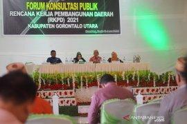 Pemkab Gorontalo Utara fokus bangun pariwisata dan infrastruktur pada 2021