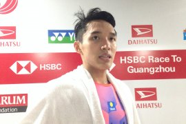 Jojo waspadai kecepatan Wang di Indonesia Masters