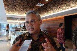 Ketua KPU mengaku tidak pernah hubungi Harun Masiku
