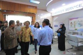 Menteri ATR: Kota Tangerang jadi model percontohan kantor pertanahan di Indonesia