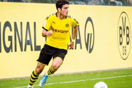 Dortmund promosikan Gio Reyna  ke tim inti