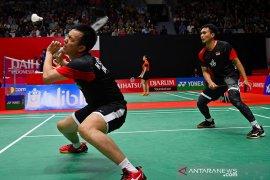 Hendra/Ahsan melaju ke perempat final Indonesia Masters