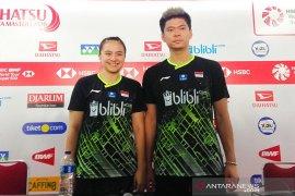 Indonesia Masters, masuk perempat final, Praveen/Melati tak remehkan Gicquel/Delrue