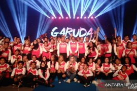 "2.000 lampion warnai Grand launching ""Garuda di Lautku"""
