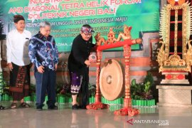 Wagub Bali harapkan  Forum Tetra Helix tingkatkan SDM