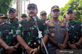 Tiga program kerja TNI dan Polri  2020