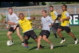 Bali United berlatih jelang hadapi Melbourne Victory
