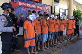 Polisi ringkus pengedar narkoba jaringan lapas