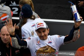 Lorenzo, Biaggi dan Anderson akan dinobatkan sebagai legenda MotoGP